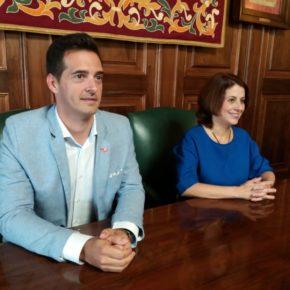 Ramón Fuertes toma posesión como Primer Teniente de Alcalde y Francisco Blas asumirá la Concejalía de Deportes