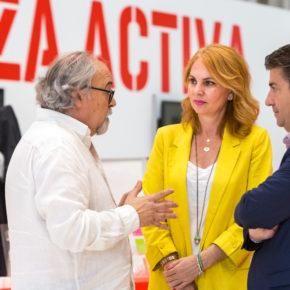 La consejera Carmen Herrarte apuesta por reforzar las políticas municipales de apoyo al emprendimiento y la innovación