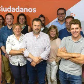 El grupo municipal de Ciudadanos Huesca no respalda la moción de censura que plantea el Partido Popular en el Ayuntamiento oscense