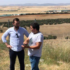 Ciudadanos Mainar insta al Ayuntamiento a reclamar a la DPZ una ayuda de urgencia para construir un pozo de agua
