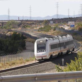 Gómez critica la falta de medidas del Gobierno de Sánchez para compensar las incidencias por las obras en la línea de tren de Teruel