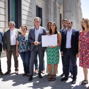 """Giménez: """"Desde Ciudadanos pedimos una Comisión sobre despoblación porque existen más de 4.000 municipios en riesgo"""""""