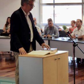 """Francisco Lahoz: """"Ciudadanos velará para que las políticas de la Comarca del Bajo Aragón sirvan al interés de todos los vecinos y no al de los partidos"""""""