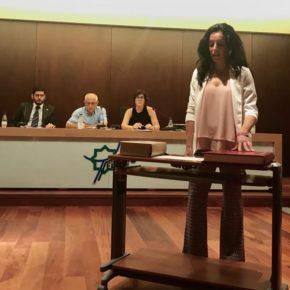 """Nuria Tregón: """"El PAR ha pactado con Podemos e IU a cambio de un par de sillones y ha impedido un gobierno centrado, moderado y liberal en la Comarca Comunidad de Teruel"""""""