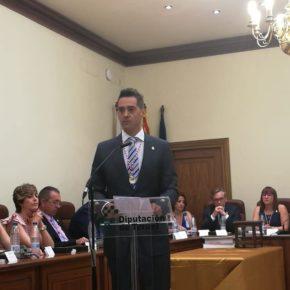"""Ramón Fuertes: """"Ciudadanos trabajará en la Diputación para todos los turolenses y para prestar los servicios de la forma más eficiente"""""""