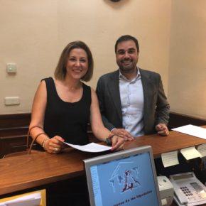 Lourdes Guillén urge soluciones al Gobierno central para evitar las incidencias constantes en el servicio ferroviario Zaragoza-Canfranc
