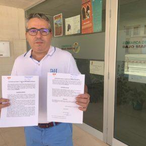 Ciudadanos apuesta por crear un taller de empleo sobre hostelería y turismo en el Bajo Martín