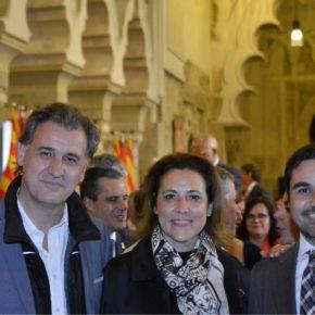 Gómez, Guillén y Moreno repiten como números uno de Cs en las tres provincias aragonesas