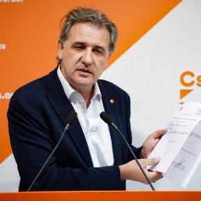 """Joaquín Moreno: """"Ni PP ni PSOE tienen voluntad de impulsar el corredor Cantábrico-Mediterráneo y dejan olvidada a Teruel"""""""