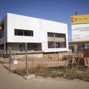Cs pide finalizar las obras de la nueva comisaría de Policía Nacional de Calatayud y su puesta en funcionamiento