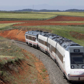"""Cs considera """"indignante"""" que tras 8 años no se haya aprobado el estudio informativo de la línea Zaragoza-Teruel"""
