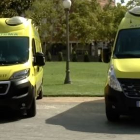 Cs pide que la base operativa de la ambulancia con sede en Épila se equipe de manera adecuada