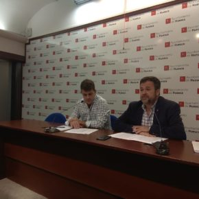 Ciudadadanos Huesca trabajará para que sus propuestas para la zona azul y las familias numerosas se tengan en cuenta