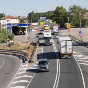 Cs Ribera Alta apremia al Gobierno central a concluir el desdoblamiento de la N-232 entre Figueruelas y Mallén