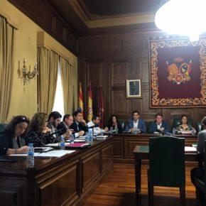 """Ramón Fuertes: """"La presencia de Ciudadanos en las instituciones garantiza la bajada de impuestos y la mejora de servicios"""""""