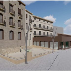 El pleno abordará la aprobación definitiva del estudio de detalle de Casa Salas