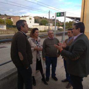 """Guillén: """"Cs es la garantía de que las infraestructuras del Alto Aragón no dependerán de los intereses y pactos con nacionalistas"""""""