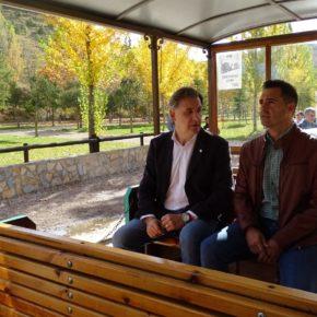 """Moreno: """"Teruel sufre un tren del siglo XIX porque PP y PSOE han permitido que los nacionalistas decidan a qué territorios van las inversiones"""""""