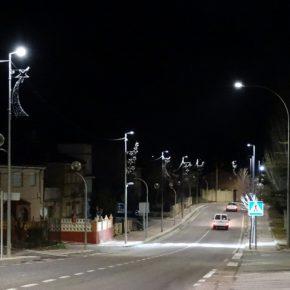 Utrillas continúa invirtiendo en tecnología LED para seguir aumentando la sostenibilidad y modernización del municipio