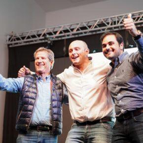 """Daniel Pérez: """"Ciudadanos pide el voto responsable para poner España en marcha ante un bipartidismo nervioso y con miedo"""""""