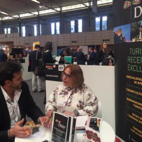 El turismo bilbilitano se expone en la Feria de Turismo de Interior (INTUR) de Valladolid