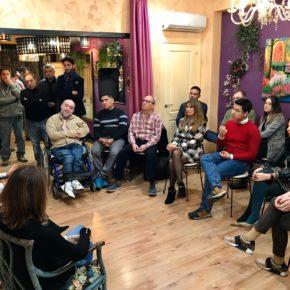 """Jóvenes de Cs subrayan la importancia de acudir a las urnas porque este voto """"vale triple"""" para desbloquear España"""