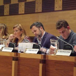 Ciudadanos Huesca consigue el respaldo para la puesta en valor del agua de grifo y la reparación y renovación de las fuentes de la ciudad