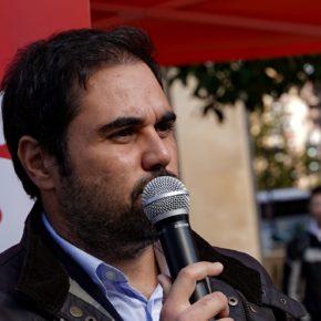 """Gómez: """"Animo a la gente valiente, de centro y liberal a apoyar a Cs porque su voto vale triple para poner España en marcha"""""""