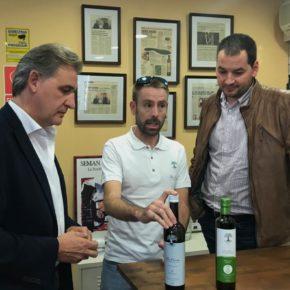 """Joaquín Moreno: """"Ciudadanos pondrá la alfombra roja a las empresas y autónomos para volver a llenar de vida los pueblos de Teruel"""""""