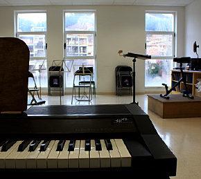 Ciudadanos propone crear una banda de música comarcal en las Cuencas Mineras