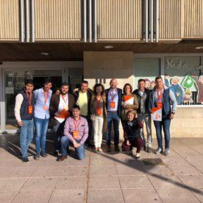 La Agrupación de Cs en Utebo acercará la política municipal a los vecinos con encuentros ciudadanos mensuales
