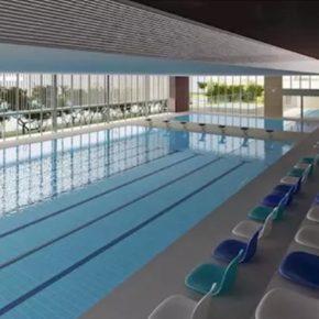 La piscina climatizada cierra hoy una temporada marcada por las restricciones sanitarias
