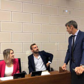 Cs propone medidas de lucha contra la despoblación por importe de un millón de euros para los presupuestos de la DPZ