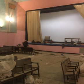 El Ayuntamiento de Paniza destinará 80.000 euros del PLUS 2020 a la rehabilitación del antiguo salón de cine