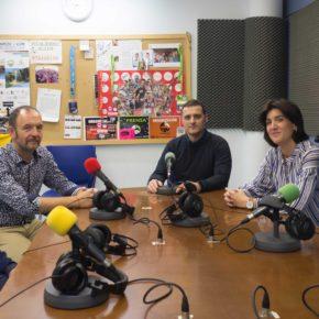 Cs resalta que la puesta en marcha de Jucal Radio promoverá la participación ciudadana en La Puebla de Alfindén