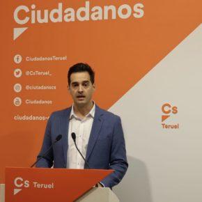 Ciudadanos pide que el Ayuntamiento apoye los órganos constitucionales e inste al Gobierno a no realizar concesiones a los grupos independentistas