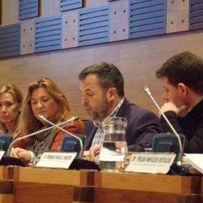 Ciudadanos pide que el Ayuntamiento de Huesca apoye a los órganos constitucionales e inste al Gobierno a no realizar concesiones a los grupos independentistas