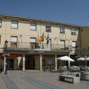 Cs pide al Ayuntamiento de María de Huerva que exprese su apoyo a los órganos constitucionales de España