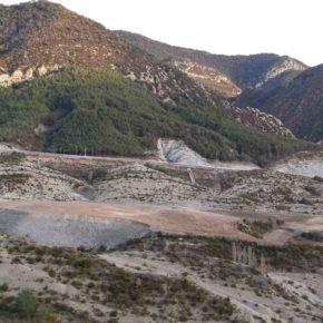Ciudadanos Arguis propone la reforestación de una zona de monte utilizada durante las obras de la autovía A-21