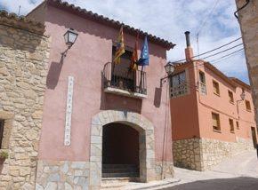 El Ayuntamiento de Fuendetodos inicia los trabajos de reforma de las calles Zuloaga y Cortes de Aragón