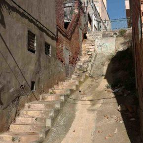 Ciudadanos Fraga reivindica su papel en la ejecución de las últimas obras en el casco histórico