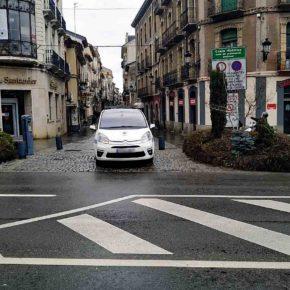 """Ciudadanos apuesta por una """"reestructuración profunda"""" del modelo de movilidad y estacionamiento de Jaca"""