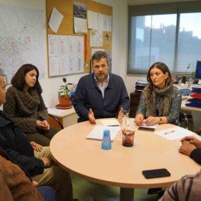 Ciudadanos apoya a los vendedores del mercado ambulante de Huesca para la búsqueda de su nueva ubicación
