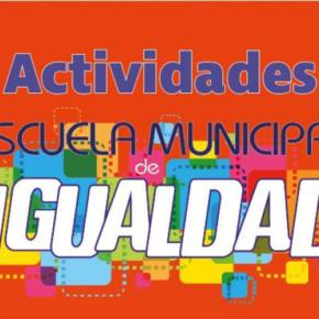 Reabierto el plazo del concurso de ideas para diseñar un logotipo de la Escuela Municipal de Igualdad