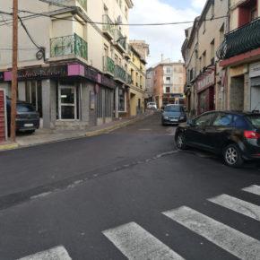 Cs Épila propone que la calle García Gómez tenga sentido único para evitar atascos en el centro del municipio
