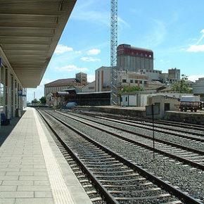 Ciudadanos pide el respaldo de la DPH para reclamar un servicio digno de ferrocarril en la provincia de Huesca