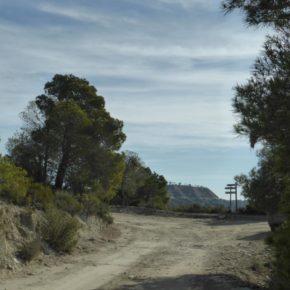 El Ayuntamiento de Farlete promoverá una nueva ruta BTT que unirá la Sierra de Alcubierre con la estepa de sabinas de los Monegros