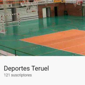 El Servicio Municipal de Deportes crea un canal de Youtube para que los turolenses puedan hacer ejercicio desde casa con ayuda de monitores
