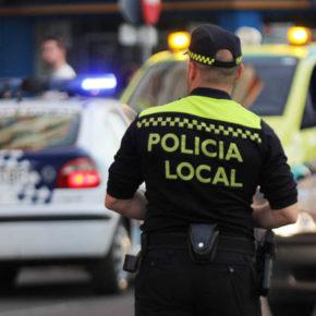 Cs celebra la incorporación de dos nuevos agentes a la plantilla de la Policía Local de Cuarte de Huerva