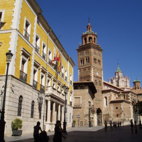 Las empresas turolenses podrán solicitar desde mañana las ayudas a la contratación del Ayuntamiento de Teruel
